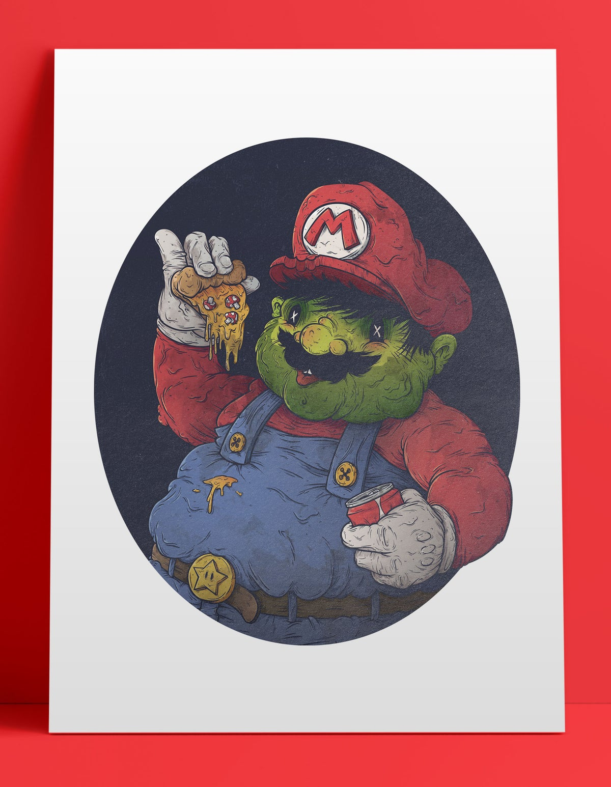 Image of Super Fat Mario