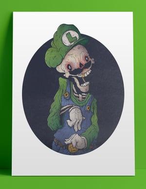 Image of Super Slim Luigi