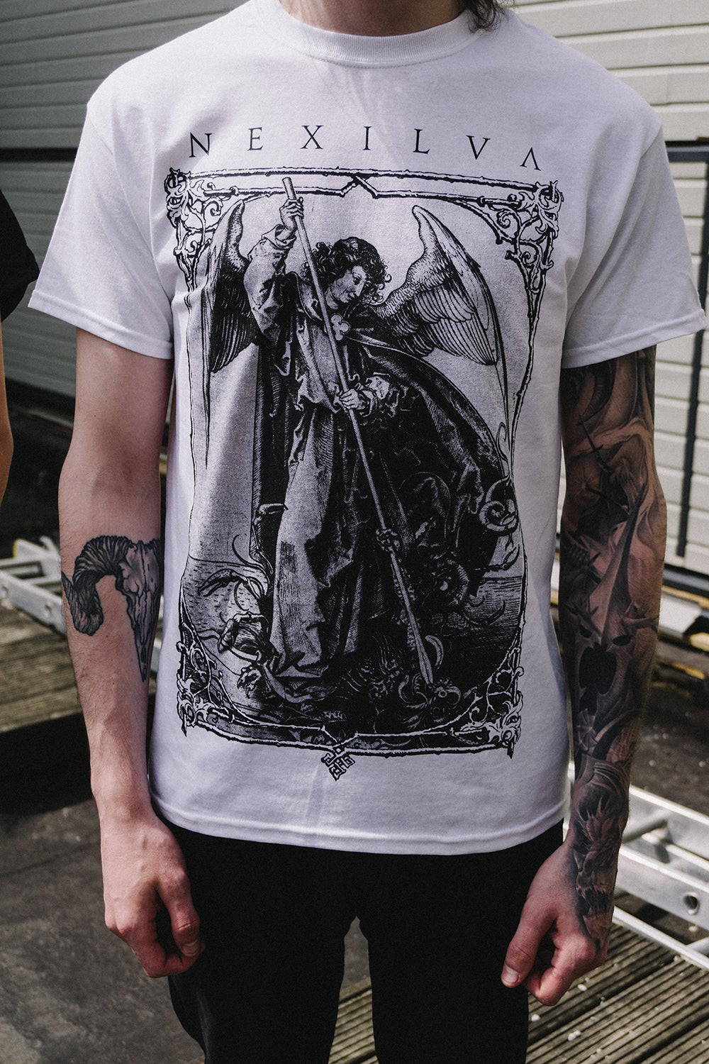 "Image of ""Demon"" T-shirt"