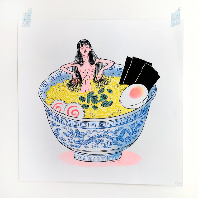 Image of Ramen Bath riso