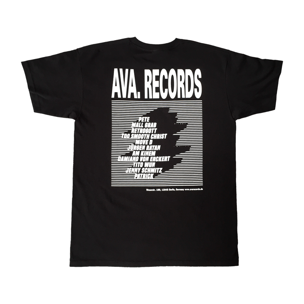 Image of AVA. RECORDS / TEAM 2018 / AVA.TS002