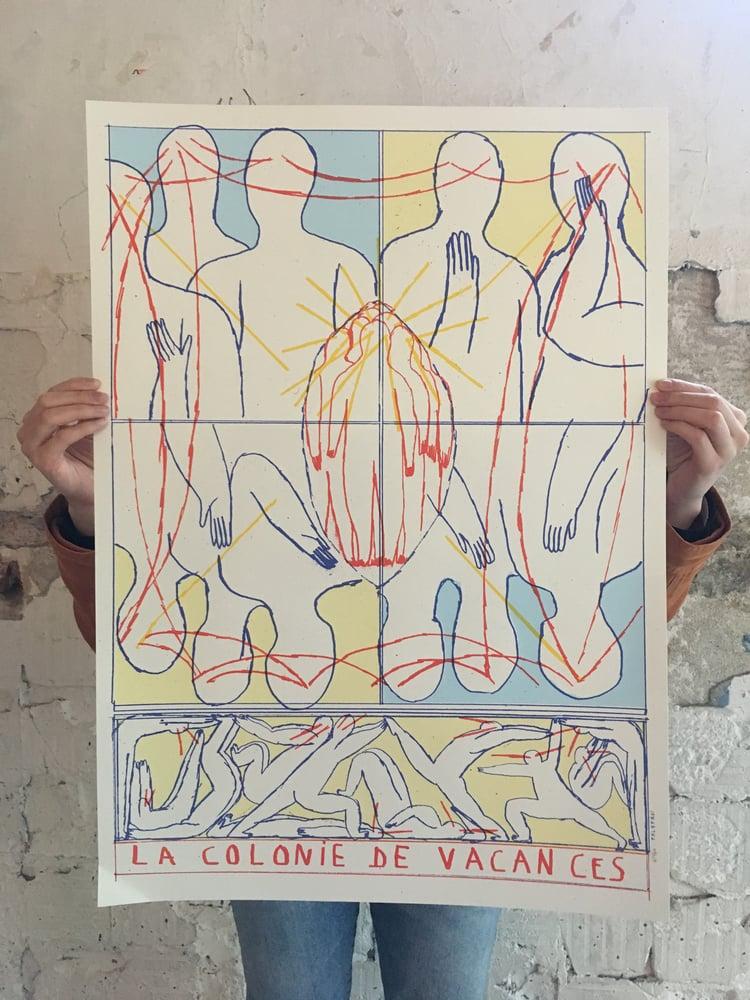 Image of 'La Colonie de Vacances' poster