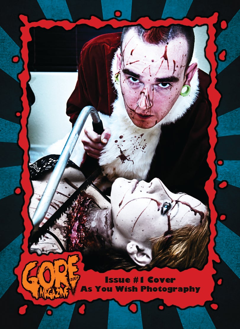 Image of Gore Noir Collectible Trading Cards