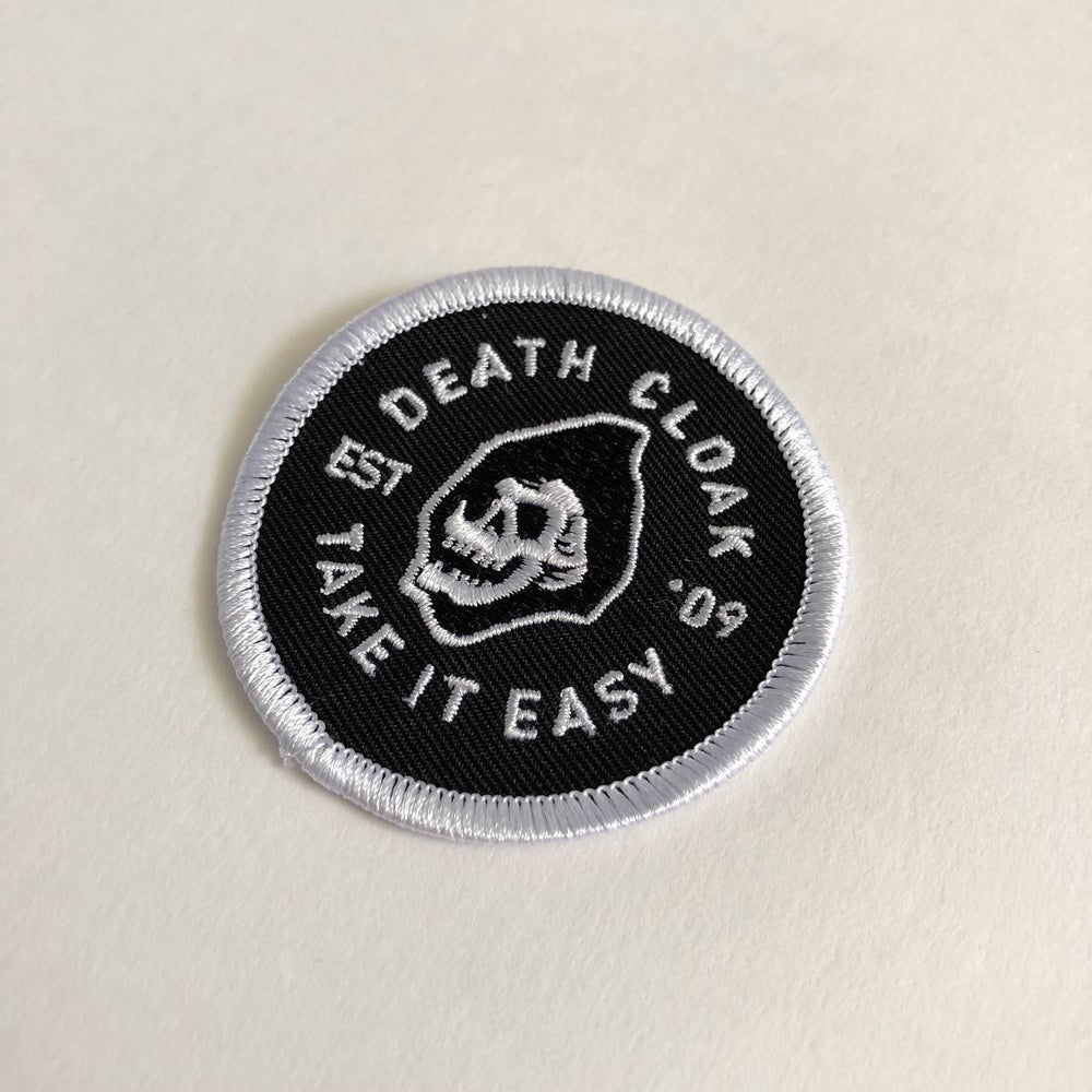 Image of TAKE IT EASY PATCH