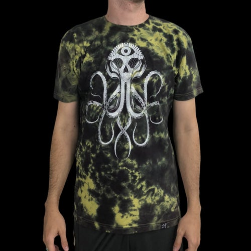 Image of DEATH CARD Tie-Dye