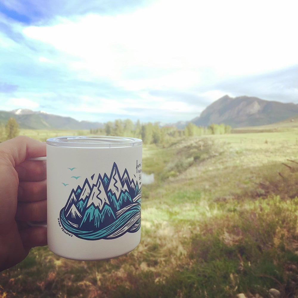 Image of Mountains and Sea Camp Cup