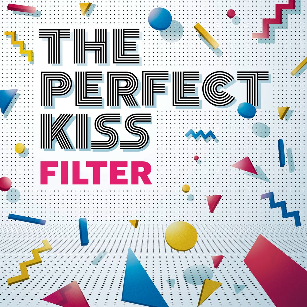 "Image of THE PERFECT KISS - Filter (Limited Edition Magenta 10"" Vinyl Mini-LP)"