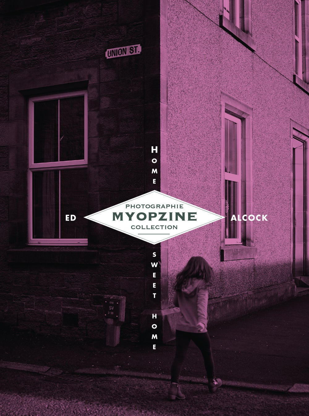 Image of MYOPZINE - Ed Alcock / Home sweet home
