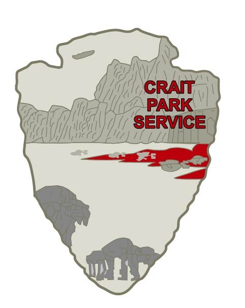Image of Star Wars Park Service Series 2 - CRAIT Sticker