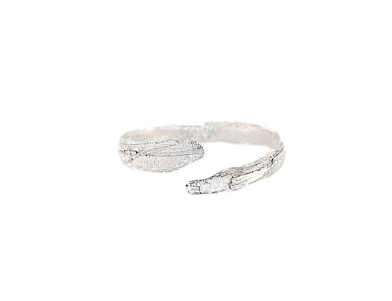 Image of Bark Cuff Bangle