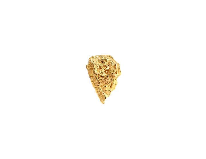 Image of bark diamond stud
