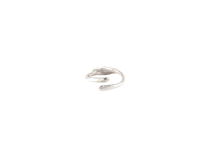 Image of stackable chicken bone ring