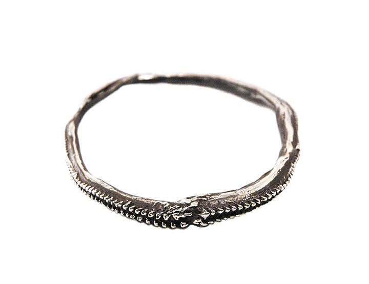 Image of skinny tentacle bangle