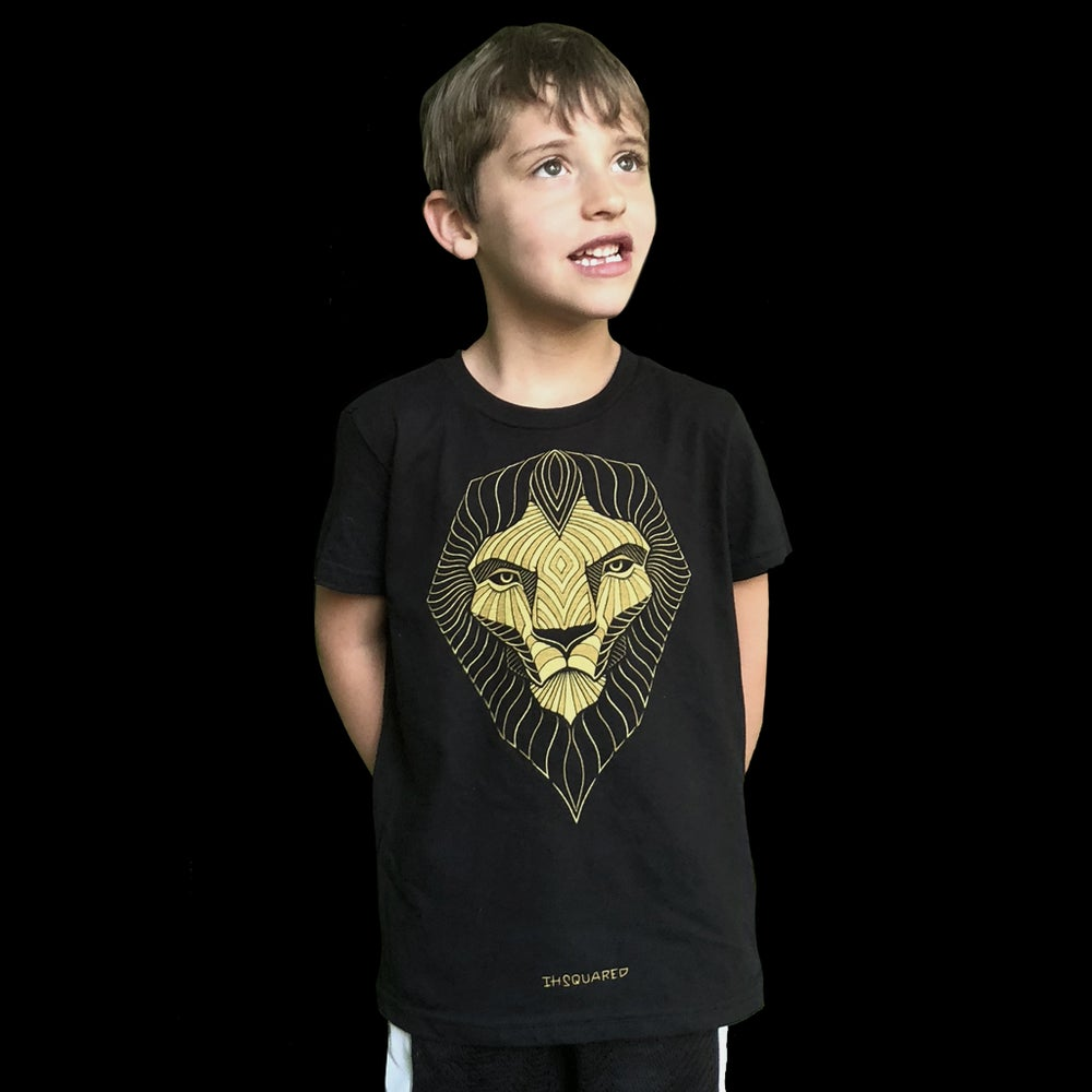 Image of LION KIDS TEE