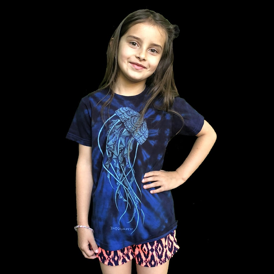 Image of JELLY FISH KIDS TEE