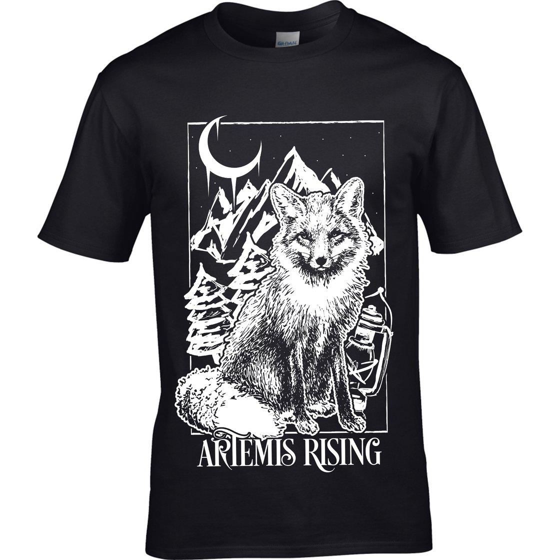 Image of Artemis Rising Fox Shirt