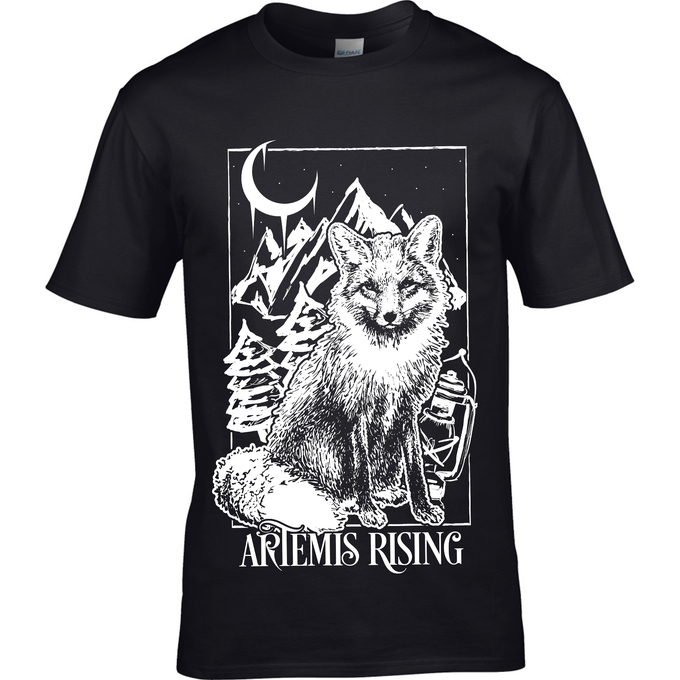 Image of Artemis Rising Fox Shirt