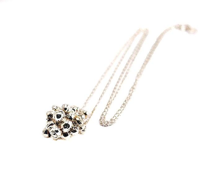 Image of caviar pendant