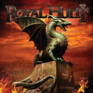 "Image of Royal Hunt ""Cast In Stone"" CD 2018"