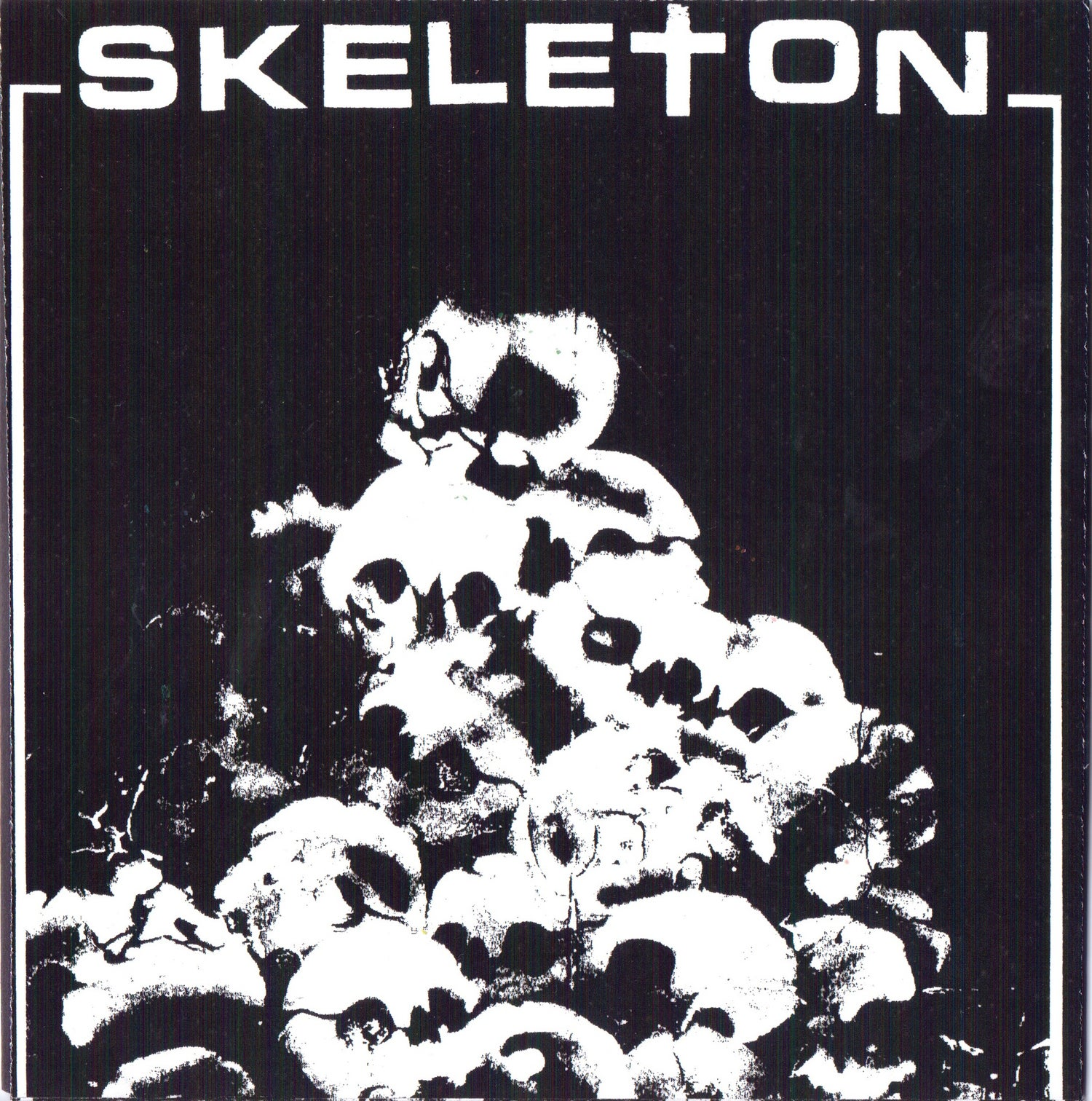 "Image of Skeleton ""Pyramid of Skull"" 7"""