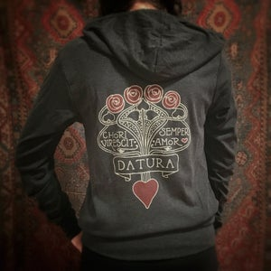 "Image of ""Daturamour"" Lightweight Hoody"