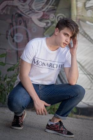 Image of T Shirt Bianca Uomo - MA4001