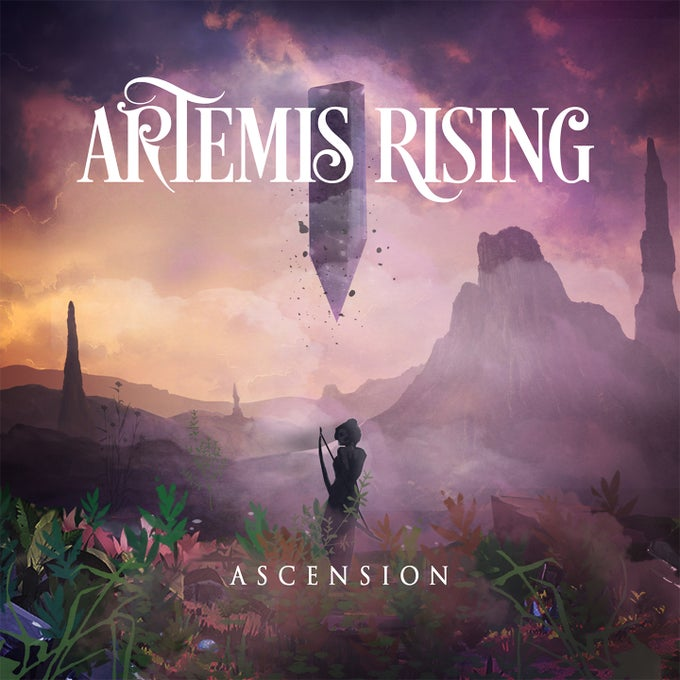 Image of Artemis Rising - Ascension (LP)
