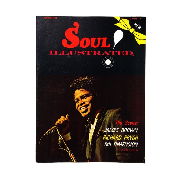 Image of Vintage SOUL ILLUSTRATED original issue