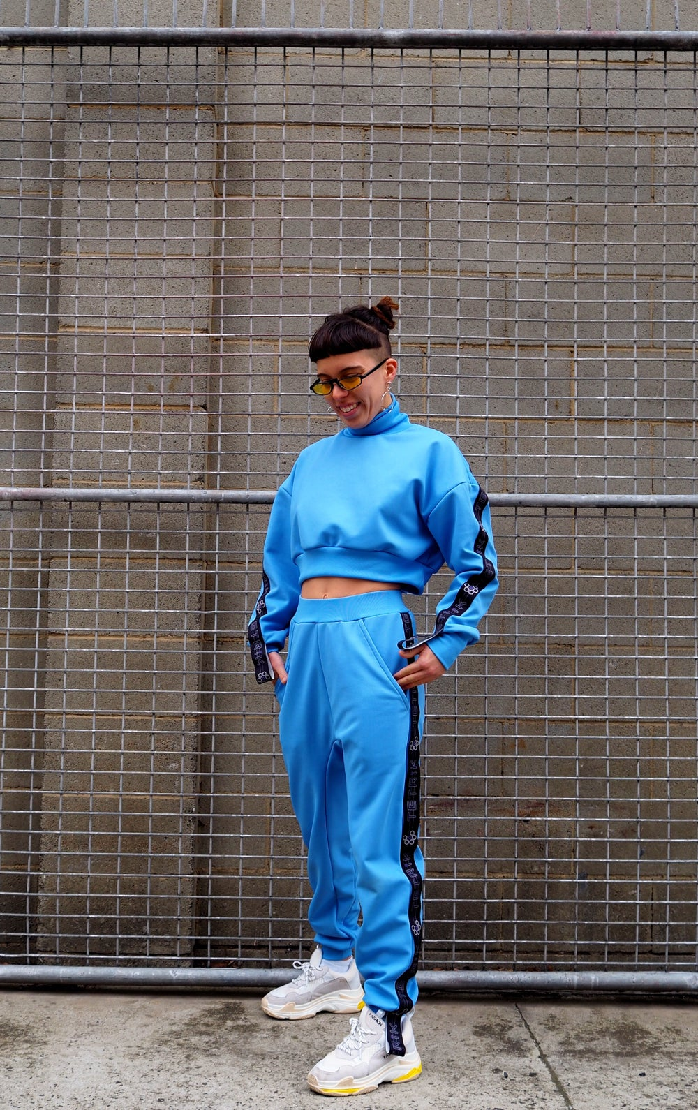 Image of CROPPED DEEP_SPACE TRACK SUIT (ALL COLOURS)