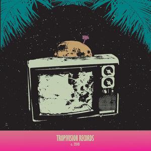 Image of Tropa Magica Y La Muerte De Los Commons EP (Limited Edition CD)