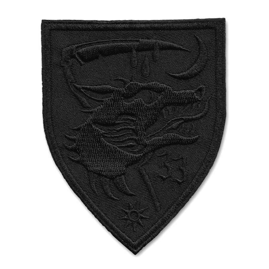 Image of Nachzehrer Patrol Patch - Black