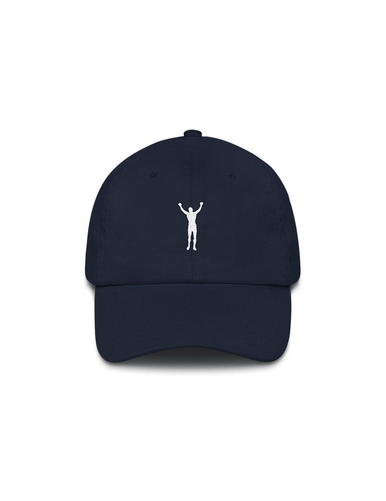Image of Rocky Statue Dad Hat