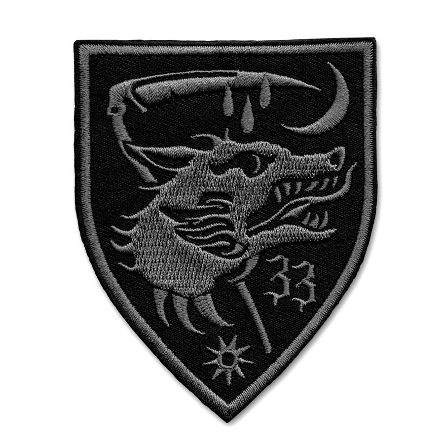 Image of Nachzehrer Patrol Patch - Gray