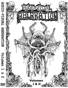 Image of AUDIO-VISUAL ABERRATION  DVD