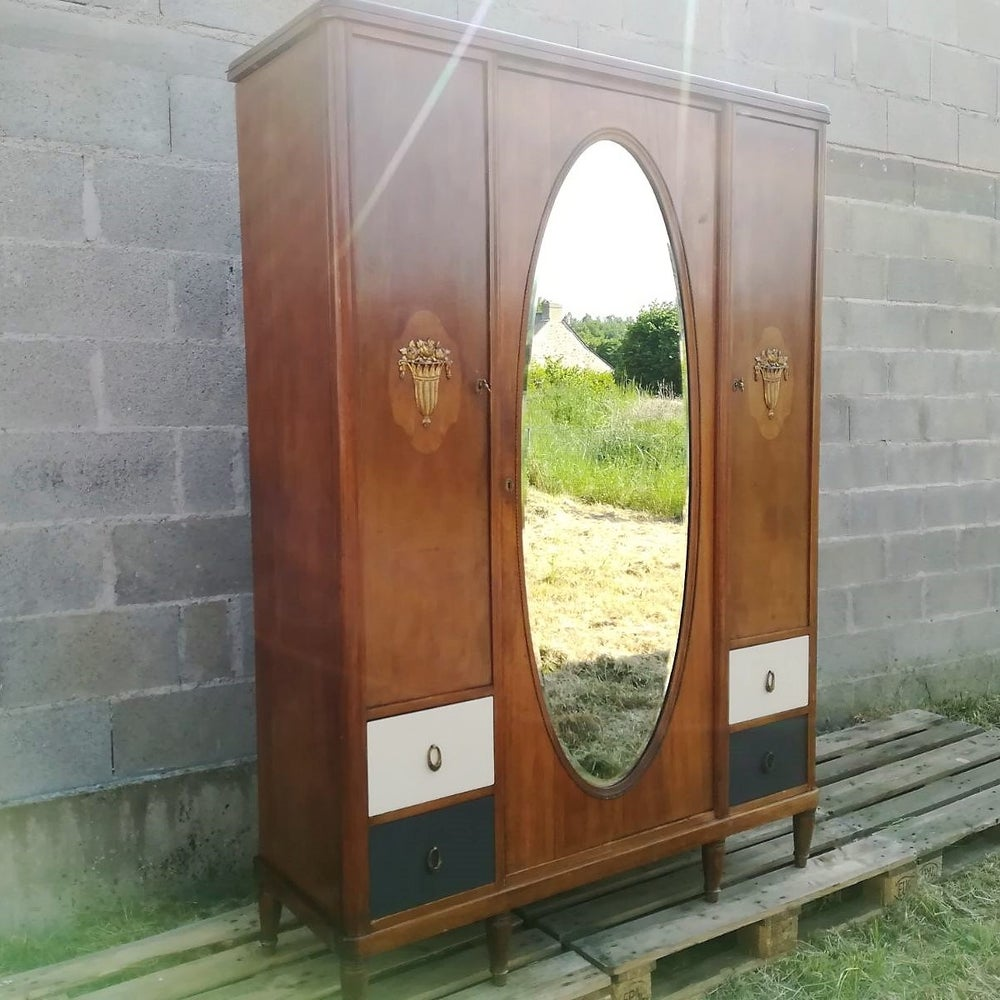 Image of Grande armoire ancienne