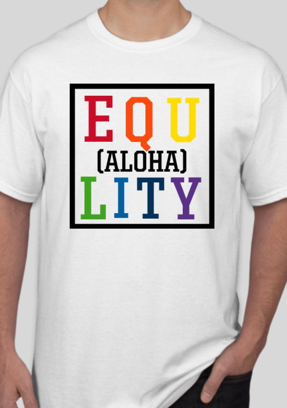 Pride'18 Equ(aloha)lity