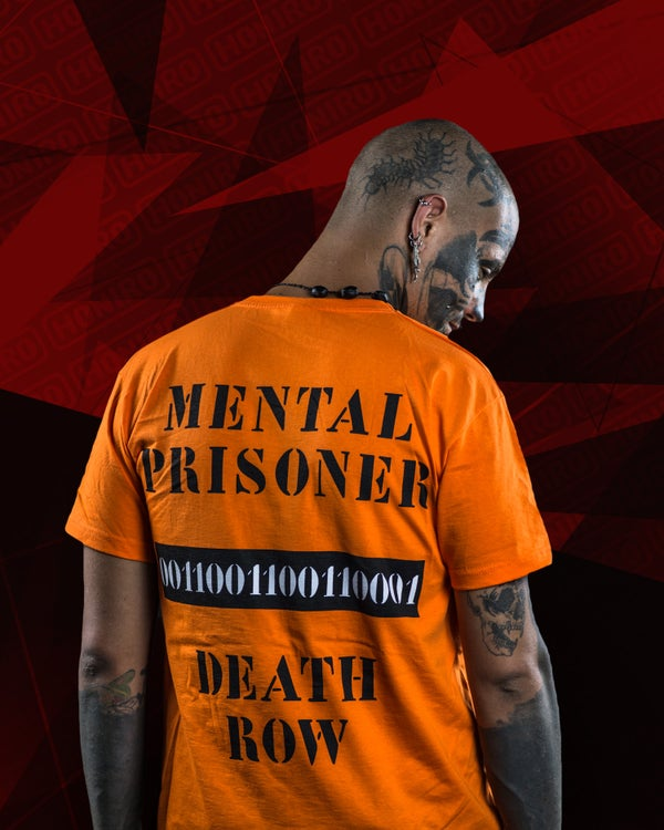 MOSTRO - MENTAL PRISONER ORANGE - HONIRO STORE