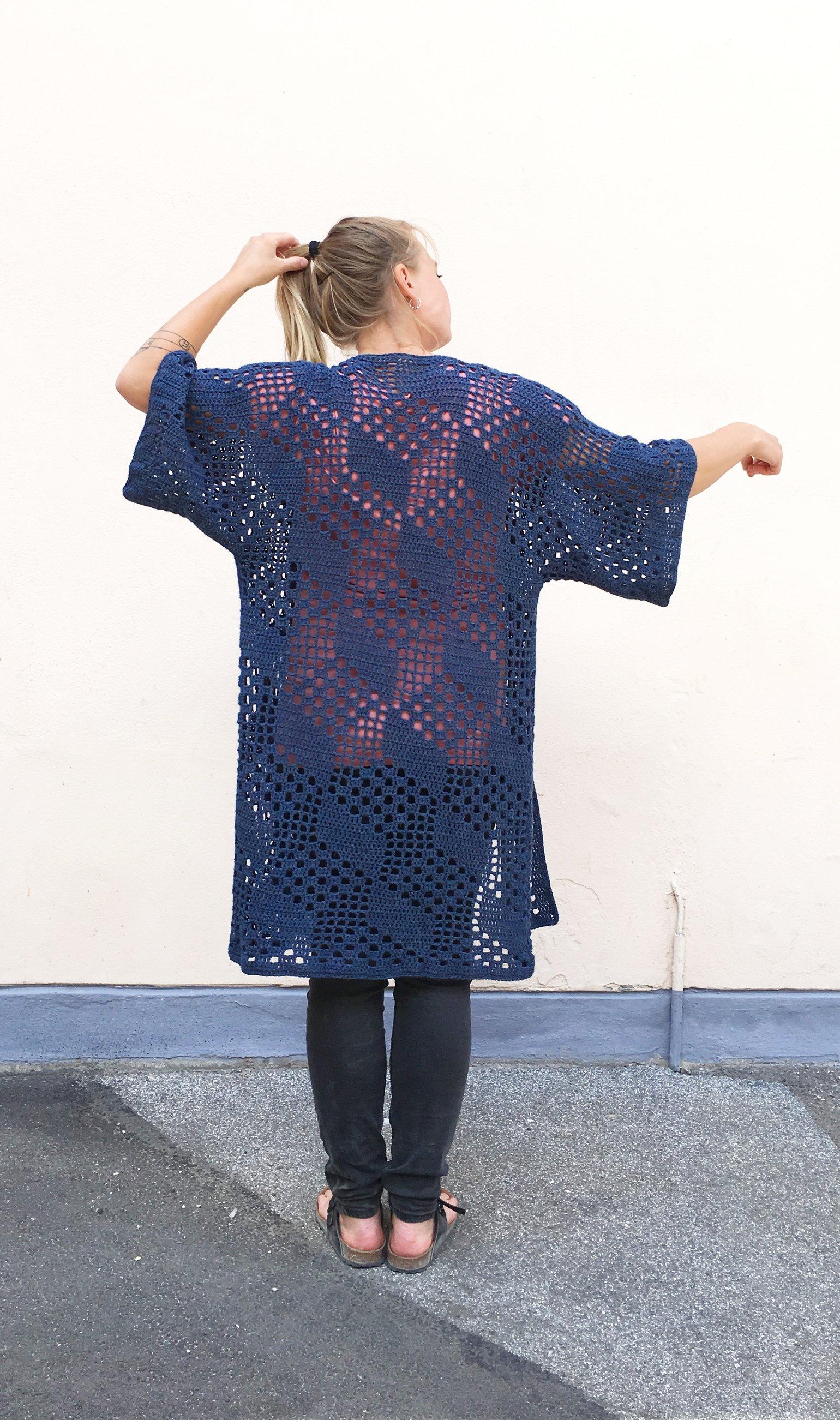 Image of Boks kimono