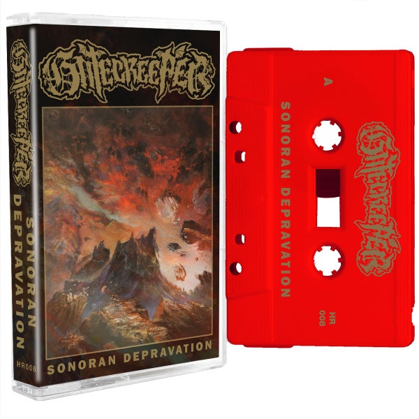 Image of Gatecreeper - Sonoran Depravation Cassette