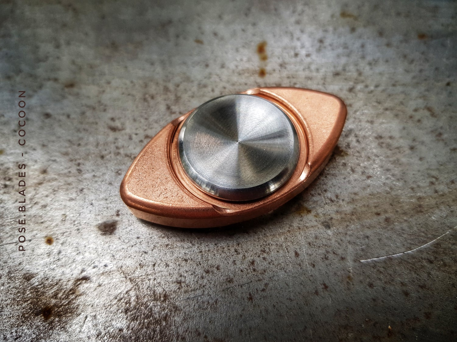Image of Pose Blades - COCOON - Copper
