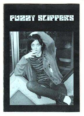 Image of FUZZY SLIPPERS (Album + Zine)