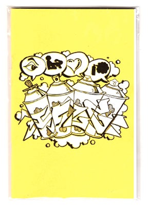Image of I FUCKING LOVE GRAFF