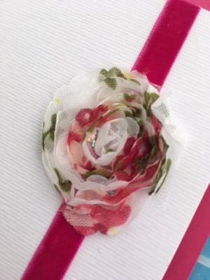Image of Flower Rosette