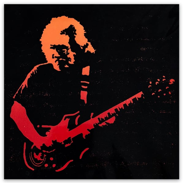 Image of Jerry Garcia magnet