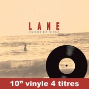 "Image of L A N E ""Teaching Not To Pray"" 10"" Vinyle"