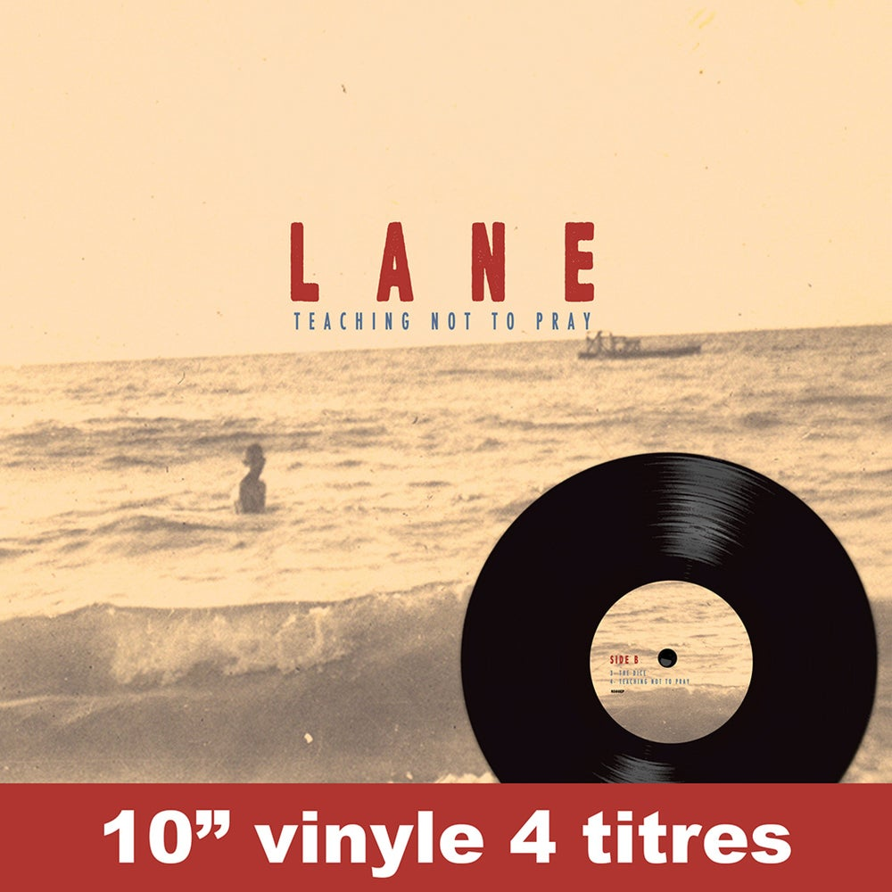 "L A N E ""Teaching Not To Pray"" 10"" Vinyle"