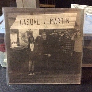 Image of Casual/Martin - Split 7""
