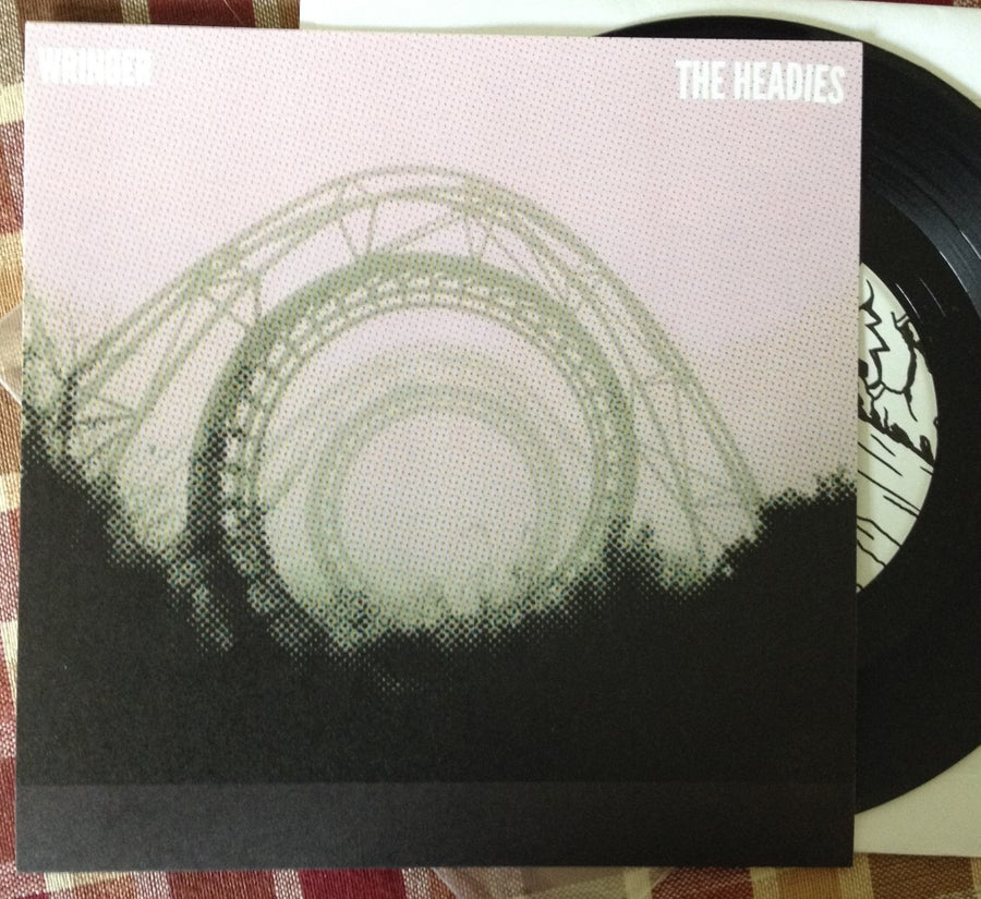 Image of The Headies/Wringer - Split 7""