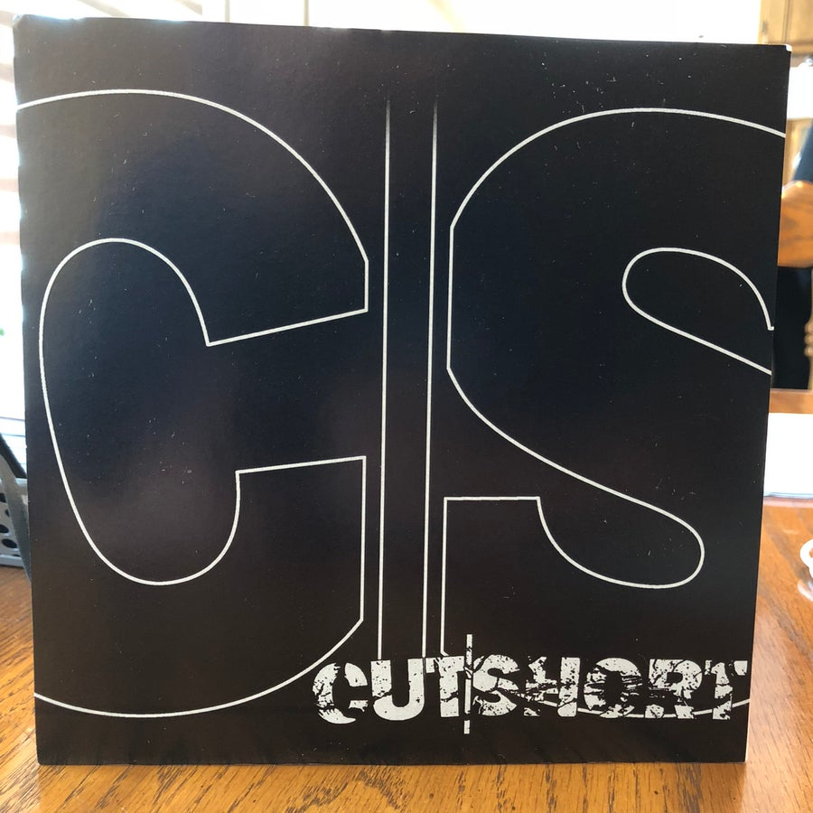Image of Cut Short - Cut/Short 7""