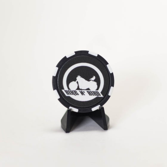 Image of Bike N' Bird Poker Chips